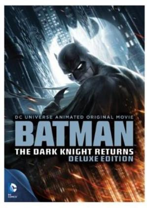 Batman - The Dark Knight Returns Vol. 1 + 2 (Deluxe Edition, 2 DVDs)