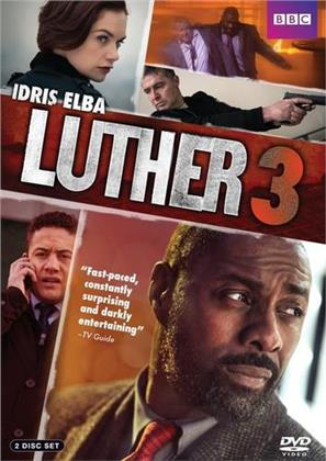 Luther - Season 3 (2 DVDs)