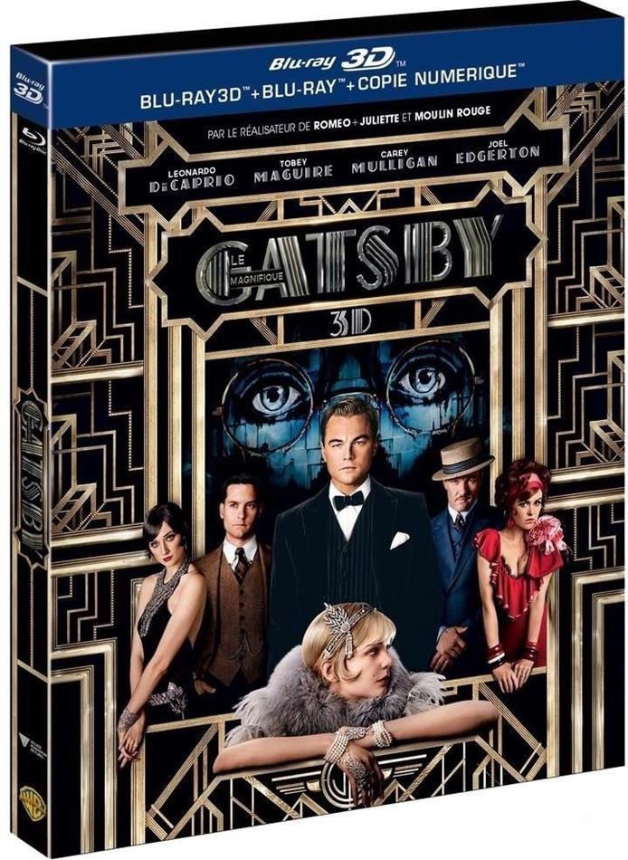 Gatsby le magnifique (2013) (Blu-ray 3D + Blu-ray)