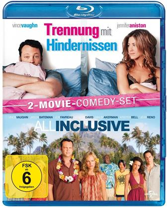 Trennung mit Hindernissen / All Inclusive (2 Blu-rays)