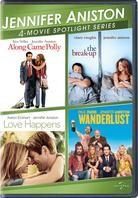 Jennifer Aniston - 4-Movie Spotlight Series (2 DVDs)