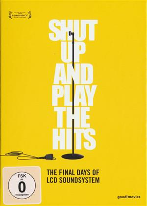 LCD Soundsystem - Shut Up and Play the Hits (3 DVDs)