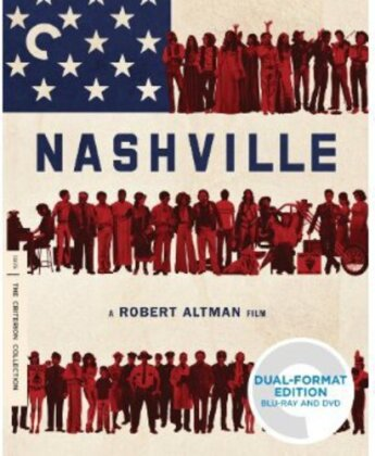 Nashville (1975) (Criterion Collection, Blu-ray + DVD)