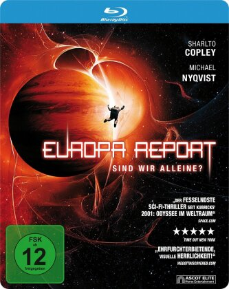Europa Report (2013) (Limited Edition, Steelbook)