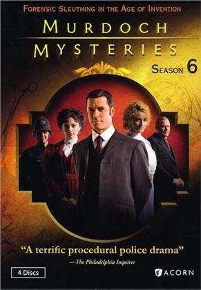 Murdoch Mysteries - Season 6 (4 DVDs)