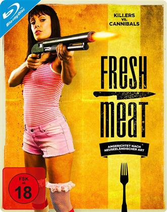 Fresh Meat - Killers vs. Cannibals (Limited Edition, Steelbook)