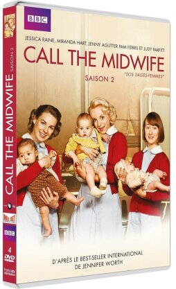 Call the Midwife - Saison 2 (BBC, 4 DVDs)