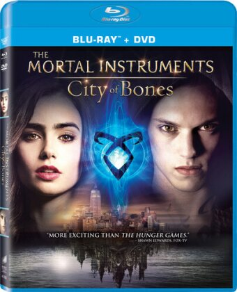 The Mortal Instruments - City of Bones (2013) (Blu-ray + DVD)