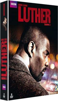 Luther - Saisons 1-3 (Steelbook, 6 DVDs)
