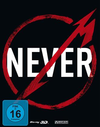 Metallica - Through The Never (Steelbook, Blu-ray 3D + Blu-ray)