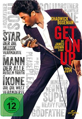 Get on Up (2014)