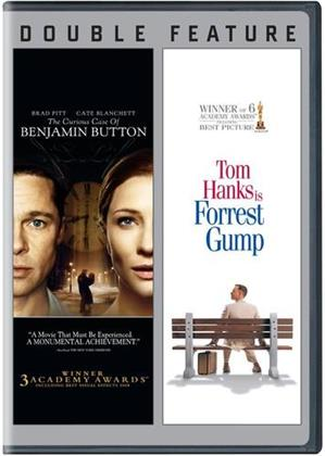 The Curious Case of Benjamin Button / Forrest Gump (Double Feature, 2 DVDs)