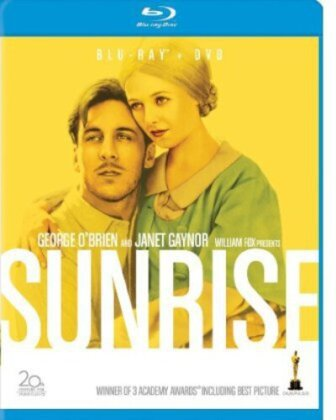 Sunrise (1927) (Blu-ray + DVD)