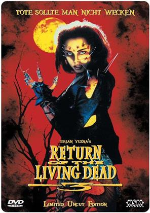 Return of the Living Dead 3 - (Limited Uncut Metal-Pack 2 DVDs) (1993)