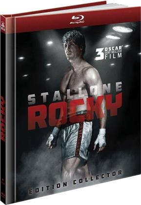 Rocky (1976) (Collector's Edition, Digibook, Limited Edition, Blu-ray + DVD)