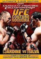 UFC 102 - Couture vs. Nogueira (2 DVDs)