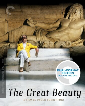 The Great Beauty (2013) (Criterion Collection, Blu-ray + 2 DVDs)