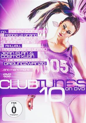 Various Artists - Clubtunes on DVD Vol. 10