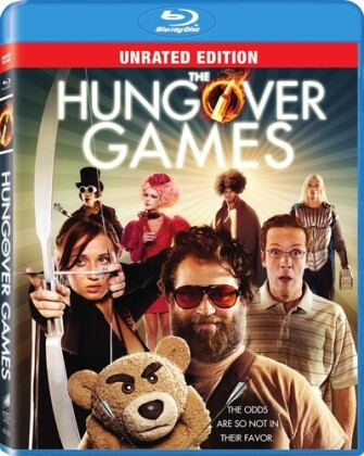 The Hungover Games (2014) (Unrated)