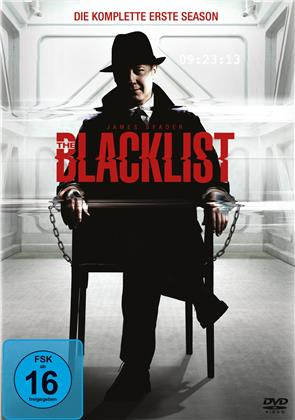 The Blacklist - Staffel 1 (6 DVDs)