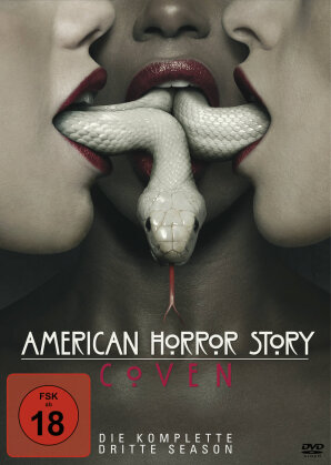 American Horror Story - Coven - Staffel 3 (4 DVDs)
