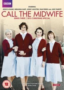 Call the Midwife - Series 3 (BBC, 4 DVDs)