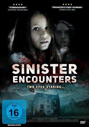 Sinister Encounters - Two Eyes Staring (2010)