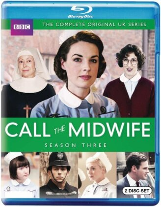 Call the Midwife - Season 3 (BBC, 2 Blu-rays)
