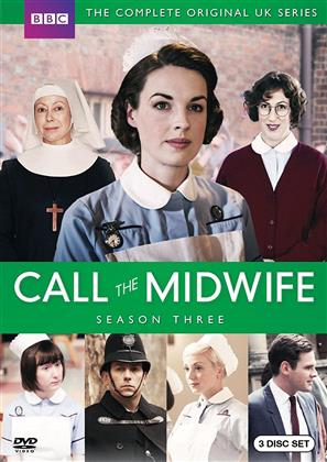 Call the Midwife - Season 3 (BBC, 3 DVDs)