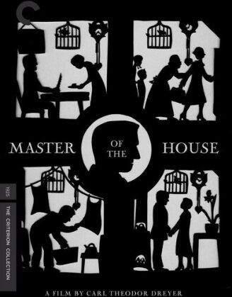 Master of the House - Du skal ære din hustru (1925) (s/w, Criterion Collection)