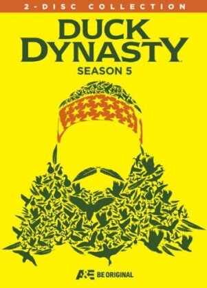 Duck Dynasty - Season 5 (2 DVDs)
