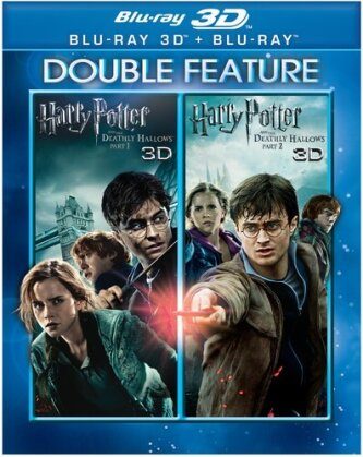 Harry Potter and the Deathly Hallows - Part 1 & 2