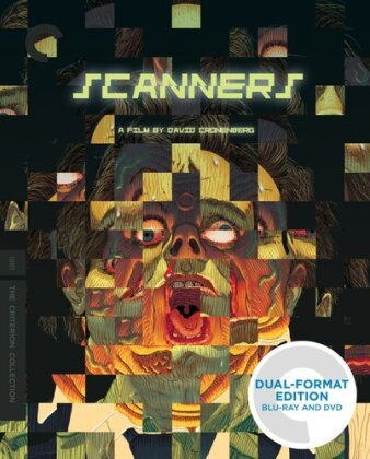 Scanners (1981) (Criterion Collection, Blu-ray + DVD)