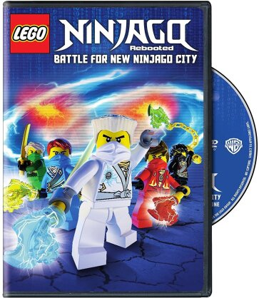 LEGO Ninjago: Rebooted - Battle for New Ninjago City - Season 3.1