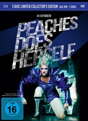 Peaches Does Herself -  (Mediabook, Blu-ray + 2 DVDs)