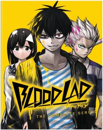 Blood Lad - The Complete Series (Blu-ray + DVD)