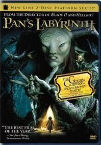 Pan's Labyrinth - (Special Edition with Golden Compass Movie Cash, 2 DVDs) (2006)