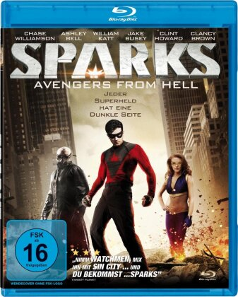 Sparks - Avengers from hell (2013)