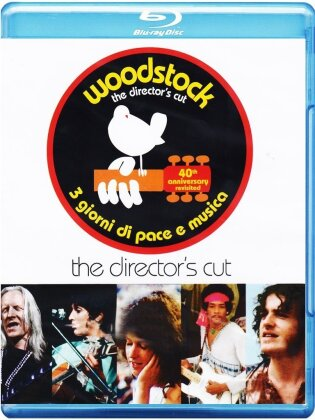 Various Artists - Woodstock (40th Anniversary Revisited / 2 Dischi) (Director's Cut)