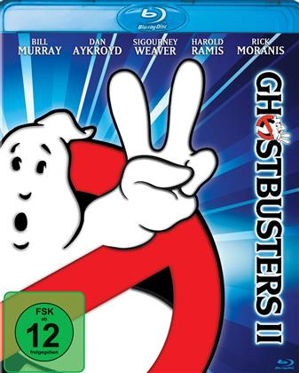 Ghostbusters 2 - (Mastered in 4K) (1989) (4K Mastered)