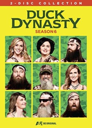 Duck Dynasty - Season 6 (2 DVDs)