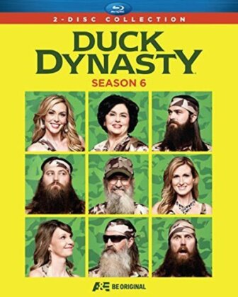 Duck Dynasty - Season 6 (2 Blu-rays)