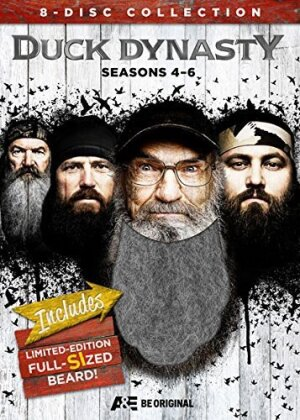 Duck Dynasty: Season 4-6 - Duck Dynasty: Season 4-6 (8PC) (Gift Set, 8 DVDs)