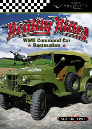 Reality Rides - Season 2 (2 DVDs)