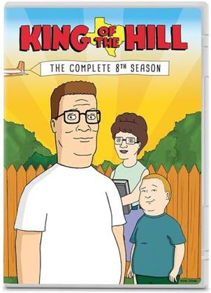 King of the Hill - Season 8 (3 DVDs)