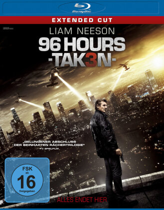 96 Hours 3 - Taken 3 (2015) (Extended Edition)