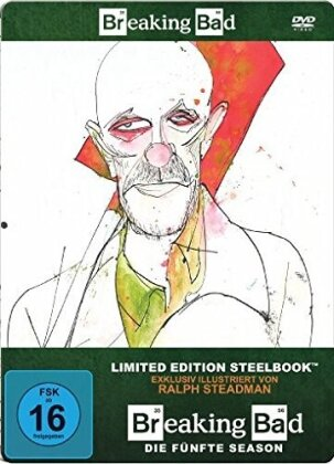 Breaking Bad - Staffel 5.1 (Limited Edition, Steelbook, 3 DVDs)