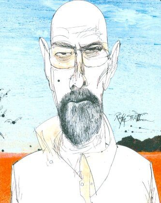 Breaking Bad - Staffel 1 (Limited Edition, Steelbook, 2 Blu-rays)