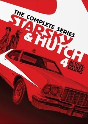 Starsky & Hutch - The Complete Series (16 DVDs)