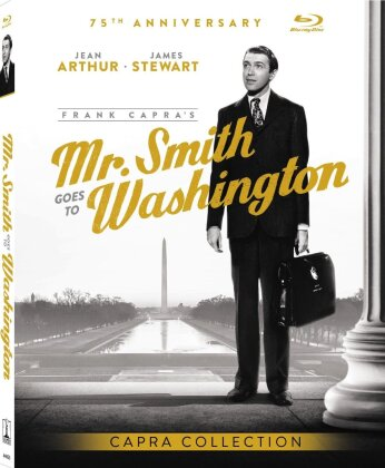 Mr. Smith Goes to Washington (1939) (75th Anniversary Edition, Digibook)